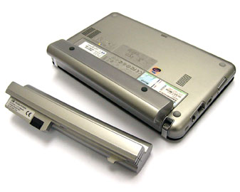 9-cell battery for the HP Mini 2133 / Mini 2140