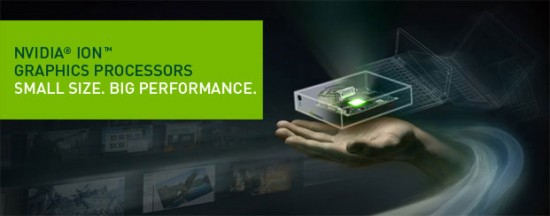 Nvidia Ion-powered netbooks in July?