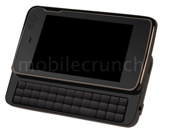 Leaked: Nokia's N900 tablet