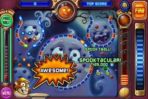 Peggle for iPhone