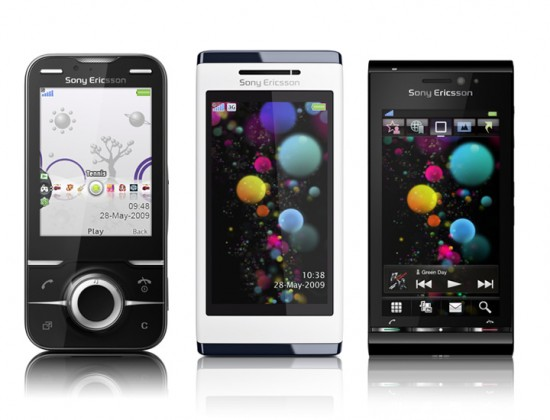 The Entertainment Unlimited Series from Sony Ericsson