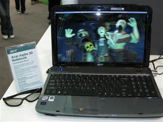 Acer 3D Notebook
