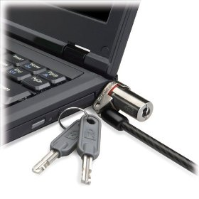 Kensington Microsaver DS Keyed Ultra-Thin Notebook Lock