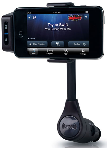Sirius XM Skydock for iPhoneq