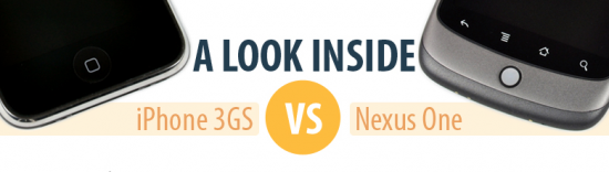 iPhone 3GS vs Nexus One