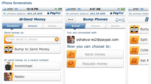 PayPal 2.0 for the iPhone