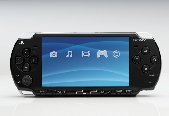 The PlayStation Portable